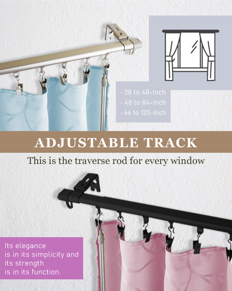 Adjustable track